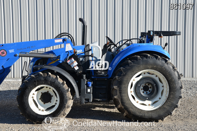 New Holland T4.120 Tracteur